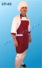 Cook clothes SP-05 Model