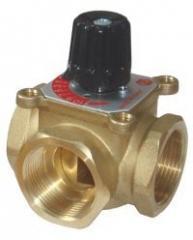 Трехходовой смесительный клапан Barberi (Italy),