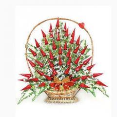 Цветы, букеты, сладкие букеты, доставка, сувениры,