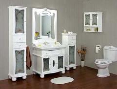 Мебель для ванной серия: Victoria