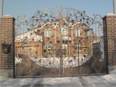 Gate shod Nikolaev, Odessa, Kherson