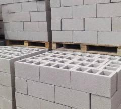 Блоки стеновые ШЛАКОБЛОК
