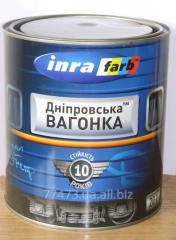 """Алкидная эмаль ПФ-133 """"Днепровская"""