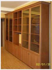 Мебель для библиотек, СТЕЛЛАЖИ ДЛЯ КНИГ, КНИЖНЫЕ