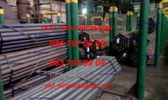 Pipe 76kh3,5mm, 76kh4mm of hot-smoked GOST 8732-78