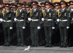 Service dress for men