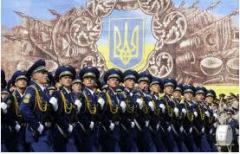 Clothes uniform front door