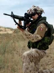Special troops uniform
