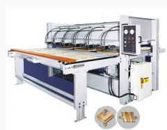 Press hot for production of a board THAT 48Z