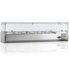 Витрина холодильная для пиццы Tefcold VK33-150