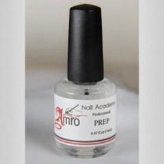 Nail Prep degreaser of 15 ml. AMRO