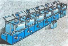 Unit drawing and calibration AVK-2500