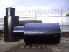 Metal caissons