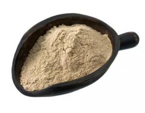 Flour extrusive buckwhea