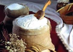 Flour extrusive oa