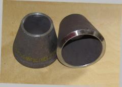 Transition steel concentric D.vn.100kh50 GOST