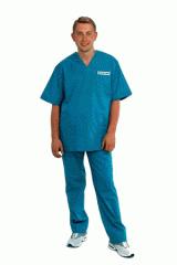 Одежда для медперсонала. Костюм хирургический