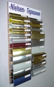 Алюминиевый рамочный профиль NIELSEN