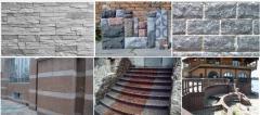 Ile facing granite
