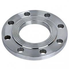 Flange steel flat PN10 DN 100 state standard