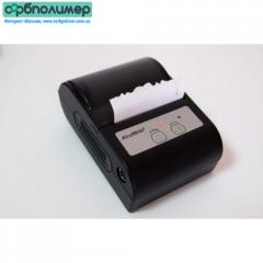 The printer to breathalyzers Alkofor