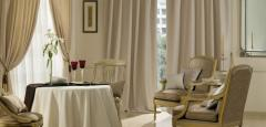 Curtains blackout for hotels
