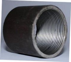 Coupling steel GOST 8966-75 DN 100
