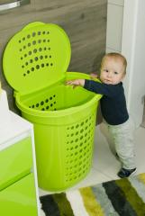 Laundry basket of 60 liters