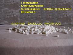 Raw materials for production of polymeric pipes
