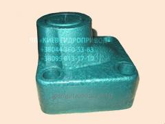 Backpressure valve 1MKO10/320, 1MKO20/320,