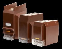 Basic measuring transformer of curren