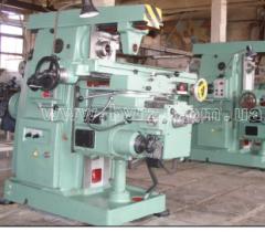 Milling machines 6R82G-6R83G