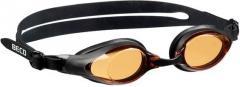 Очки для плавания BECO Racing черно-коричневые