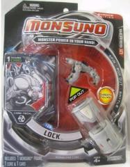 Игровой набор Monsuno Core-Tech LOCK (1-Packs) W5