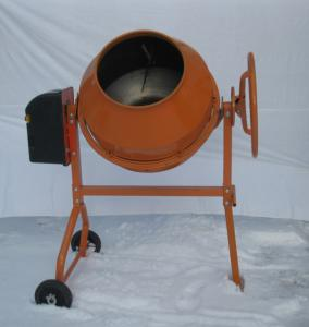 Concrete mixer of 155 l