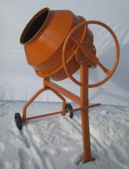 Concrete mixers 125