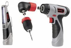 Kress 108 AS Set L cordless screwdriver