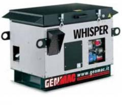 Генератор Genmac Wonder 12100KE