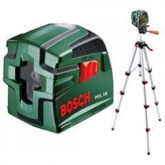 Линейный лазерный нивелир Bosch PCL 10 SET