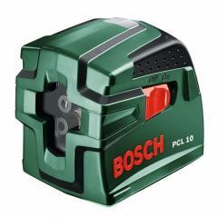 Линейный лазерный нивелир Bosch PCL 10