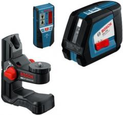 Лазерный нивелир Bosch GLL 2-50 + BM1 + LR2