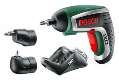Аккумуляторный шуруповерт Bosch IXO IV Set