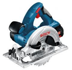 Аккумуляторная циркулярная пила Bosch GKS 18 V-LI