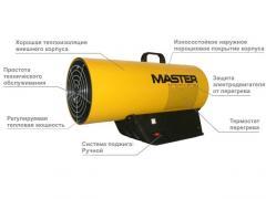 Газовый нагреватель MASTER BLP 73 M