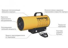 Газовый нагреватель MASTER BLP 33 M