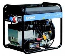 Генератор SDMO Diesel 15000TE