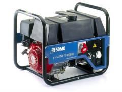 Генератор SDMO SH 7500 TE-S