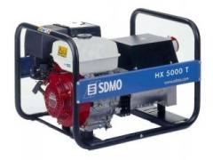 Генератор SDMO HX 5000 T-S