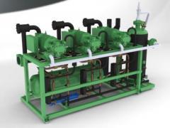 Equipment industrial refrigerating Nikolaev