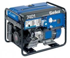 Генератор Geko 7401 E-AA/HEBA